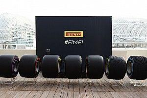 Así es la gama de neumáticos Pirelli para la temporada 2017 de F1
