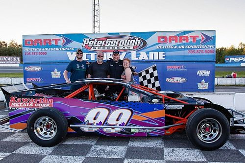 Canada Racing Notebook: Linc Brown scores first OMRS career win