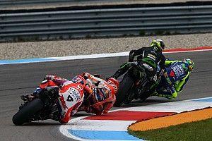 """Rossi: """"Sería interesante ver a Zarco y Folger con nuestra moto"""""""