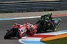 Após toques, Zarco diz que ainda não falou com Rossi