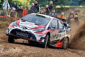 WRC Resumen de la fase Latvala lidera una batalla de cuatro en Polonia