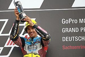 Moto2 Reactions Enam kali juara, Franco Morbidelli seperti bermimpi