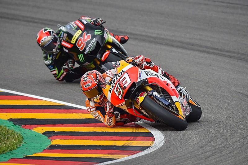 Preview MotoGP Duitsland: Blijft de koning van de Sachsenring ongeslagen?