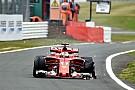 Vettel lassú defekt