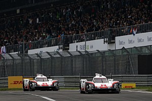 WEC Race report Nurburgring WEC: Porsche claims 1-2 finish on home turf