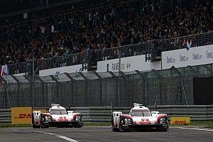 WEC Nurburgring: Porsche finis 1-2 di balapan kandang