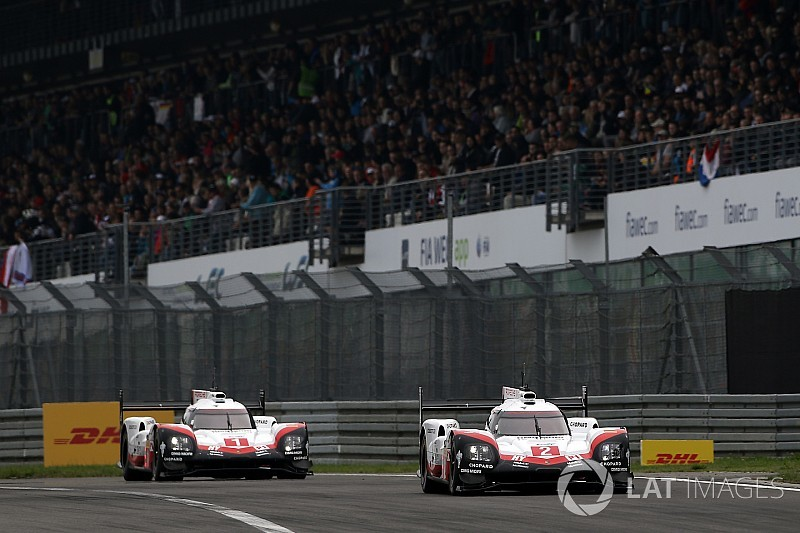 Nurburgring WEC: Porsche claims 1-2 finish on home turf