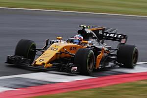 Formula 1 Ultime notizie Renault: Palmer userà il nuovo fondo della R.S.17 all'Hungaroring