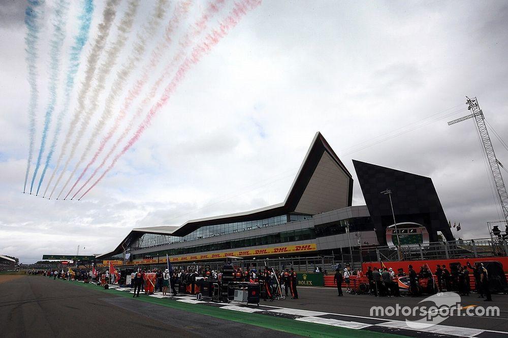Vuelve la F1 con el GP de Gran Bretaña: horarios, previo y más