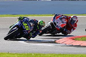 """MotoGP Noticias """"El momento de Dovizioso ha llegado"""", dice Valentino Rossi"""