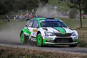ERC Отчет о гонке Копецки выиграл в Чехии, Лукьянюк финишировал вторым