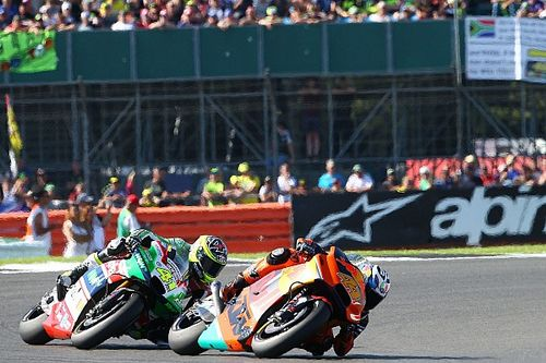 """Espargaró califica de """"enorme"""" la mejora de KTM el año de su debut en MotoGP"""