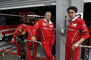 "Arrivabene hits out at ""fake news"" Binotto Ferrari exit stories"