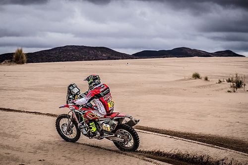 Dakar 2017, Stage 11: Goncalves fastest, Sunderland closes on win