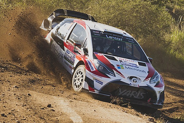 【WRC】アルゼンチン3日目:エバンス首位、ラトバラはトップ5圏内へ