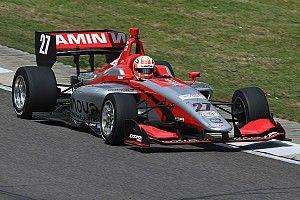 Jamin, Franzoni, Askew lead Mazda Road To Indy tests