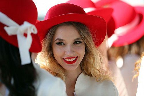 Formel 1 2017: Die schönsten Girls beim GP Russland in Sochi