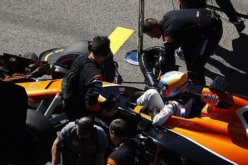 Lo de Rusia demuestra que Alonso decidió bien yendo a las 500 Millas