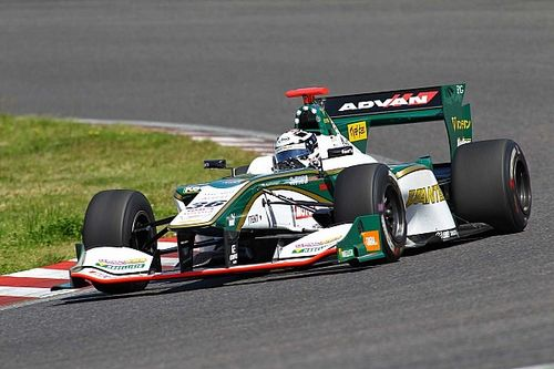 Lotterer wants increased Super Formula tyre degradation