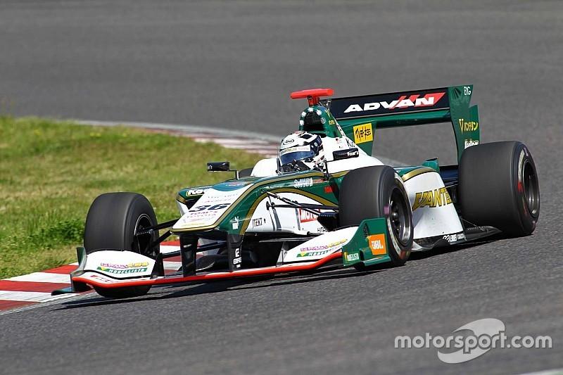 Lotterer wants increased Super Formula tyre degradation