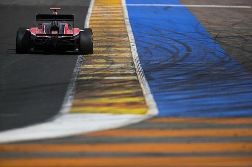 DRS in GP3 beperkt aantal keren per race te gebruiken