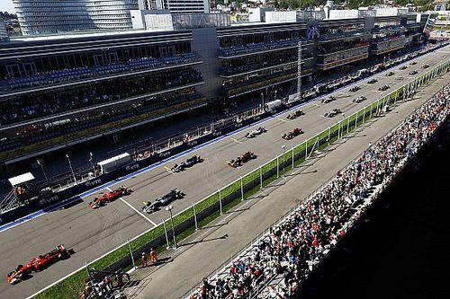 Így hagyta állva Bottas Vettelt Szocsiban