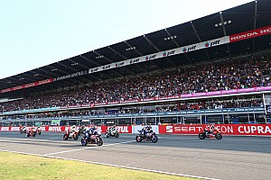 MotoGP Breaking news Thailand added to MotoGP 2018 winter test schedule
