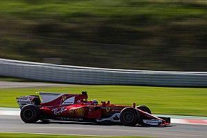 【F1】テスト最速のライコネン「まだペースを上げることはできる」