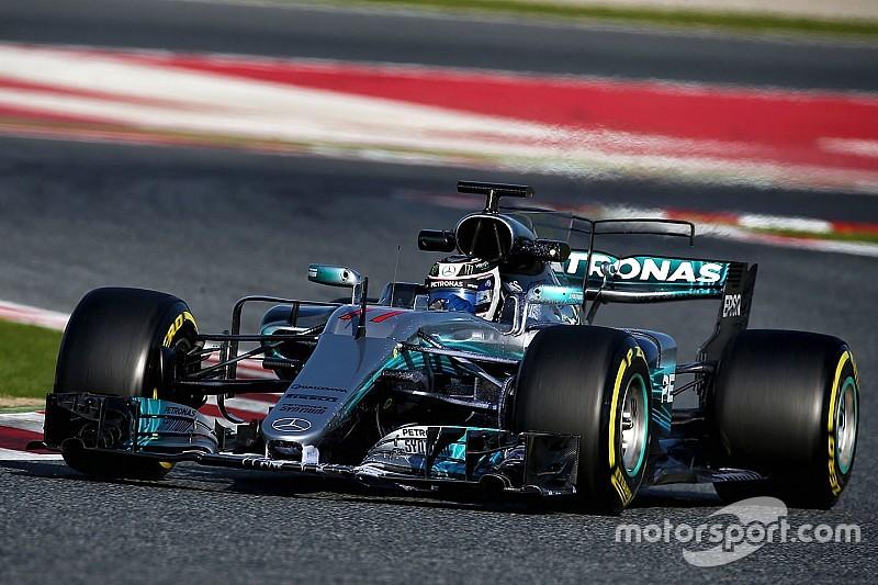 【F1】ボッタス「開幕戦に向けて新たなアップデートを投入する」
