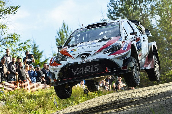 Finland WRC: Lappi secures first win despite late drama