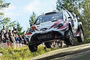 【WRC】フィンランド最終日:トヨタのルーキー、ラッピ今季初優勝!