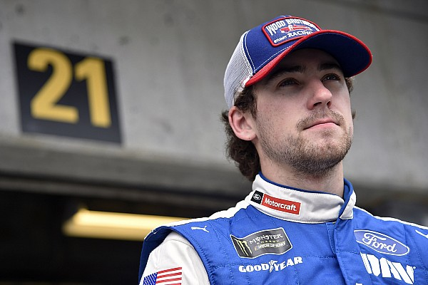 NASCAR Cup Breaking news Penske expands to third 2018 Cup car for Blaney