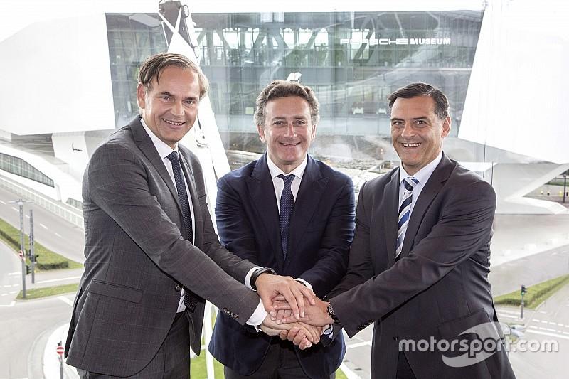 Ufficiale: anche Porsche in Formula E a partire dal 2019!