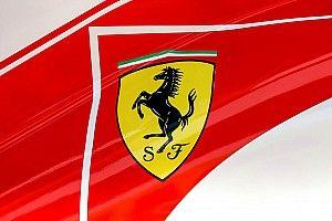 Du gris sur la livrée de la Ferrari 2018?