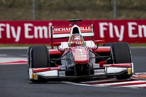 Леклер выиграл седьмой поул в Ф2 подряд