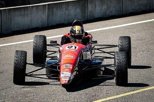 Bonnet, Czaczyk win F1600 races in Trois-Rivières