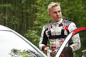WRC Actualités Problème technique pour Lappi à l'approche de la Power Stage !