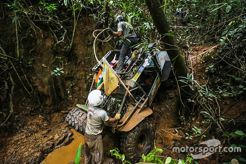 RFC India: Santosh takes over lead from Virdi
