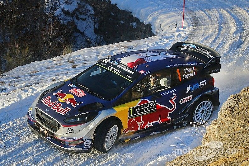 Chasing success on Sweden's snow-covered stages of Rally Sweden