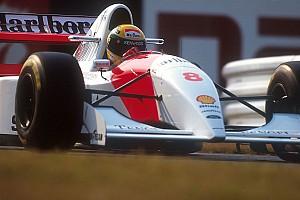 Forma-1 Nosztalgia A nap, amikor Ayrton Senna megütötte Eddie Irvine-t