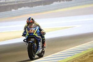 MotoGP Nieuws Suzuki test nieuwe 'snorrenkuip' op Motegi