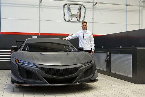 Honda lance la NSX GT3 sur la Coupe du monde de GT à Macao