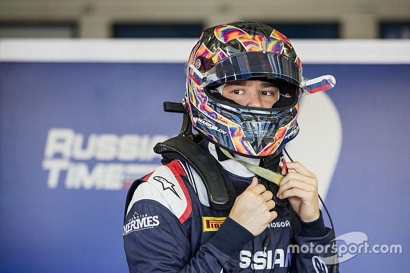 Sprint Race F2 Jerez: Markelov curi kemenangan, Gelael P16