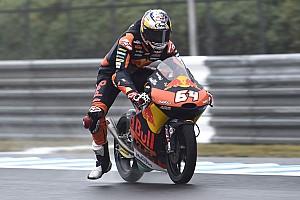 Moto3 Nieuws Bendsneyder vechtlustig na moeilijke tweede training in Motegi