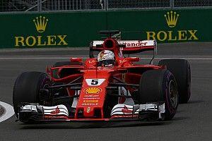 """Vettel revela """"briga"""" com o carro e destaca progresso"""