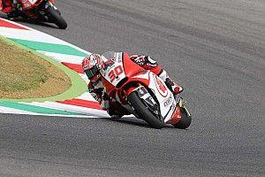 【Moto2】ムジェロ決勝:中上「あまりにあっけなく終わってしまった」