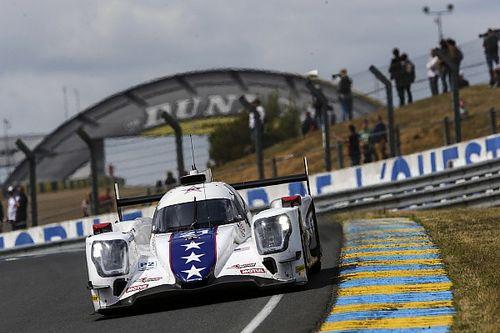 Rosenqvist craint d'abîmer sa voiture sur les vibreurs