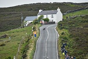 Isle of Man TT: Thursday's action written off by poor weather