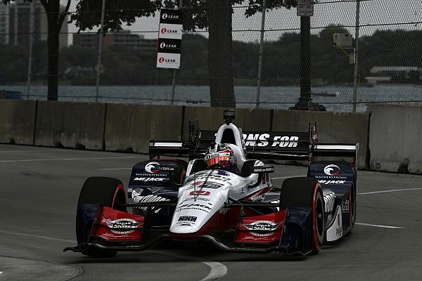 IndyCar Rahal passeia em primeira prova de Detroit; Castroneves é 7º
