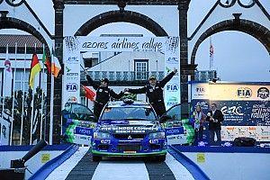 Frattura lombare per Pimentel, tornerà al Rally Rzeszow